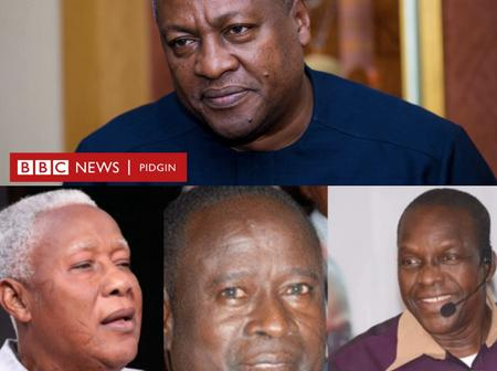 The Three Wise Men Mahama Abandoned Are Now Relevant- Koku Anyidoho