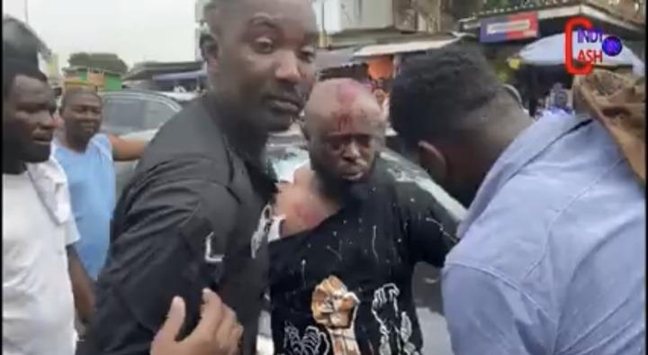 fcd41cbd4639df13e1b148843abf6441?quality=uhq&resize=720 - Badu Kobi Former Junior Pastor, Osofo Appiah Beaten & Arrested At Darkuman For Alleged Stealing