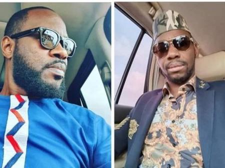 Chaude empoignade entre Makosso Camille et André Silver Konan