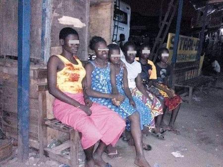Adjamé/Black market : pour seulement 1000 FCFA des mineures vendent leur charmes; les faits...