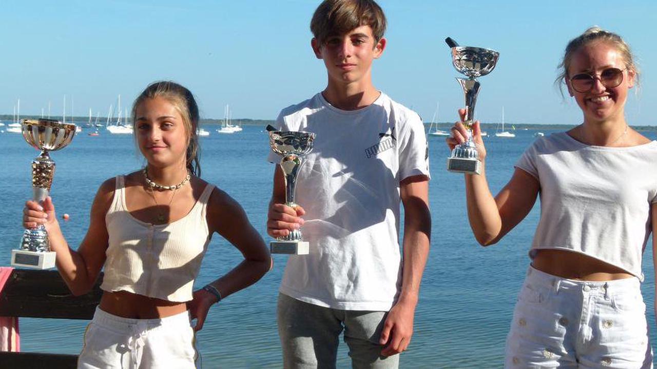 Carcans: le championnat de la Nouvelle-Aquitaine de ski nautique a connu un franc succès