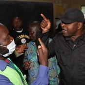 Echesa To Be Charged With Assault After Bitter Fallout With An IEBC Official