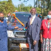 Rechael Ruto Extend Her Generosity To the People, See How Her Busy Week Earned Her Fame