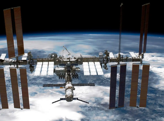 10 awesome fact about the ISS (international space station)