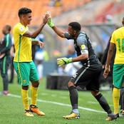 Fans Angry at Khune being included in the national team.