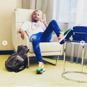 Kabza de Small's recent picture leaves his fans speechless.