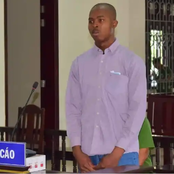 Another Nigerian Sentenced To Death By Hanging In Vietnam.See The Crime He Committed.