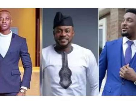 35 Year Nollywood Actor Who Bagged The Cool Wealth Award Ahead Of Odunlade Adekola And Others Expresses Gratitude