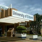A massive blow to the university of Eldoret students as administration finally deliver their verdict