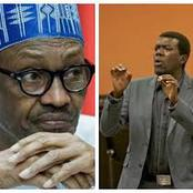 TROUBLE: See the Prayer Reno offered to Mr President that is causing Tension on Twitter.