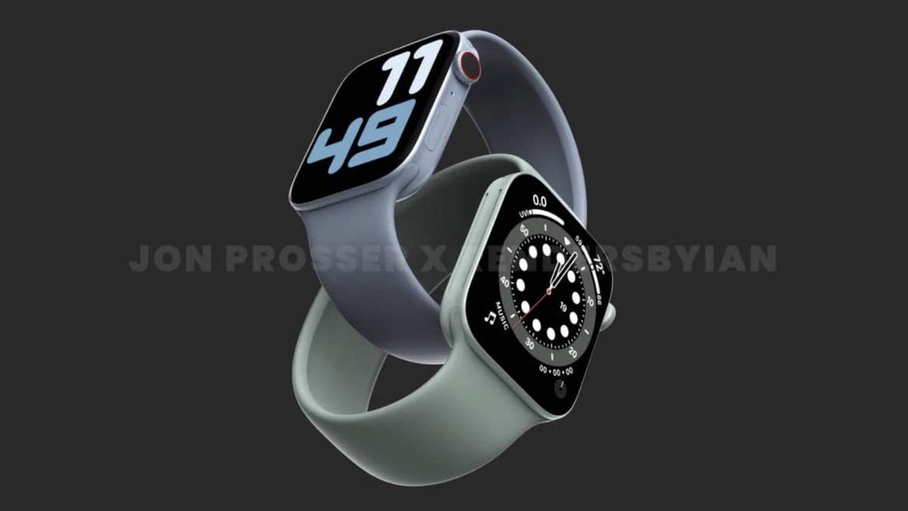 L'Apple Watch Series 7 embarquera une petite puce S7