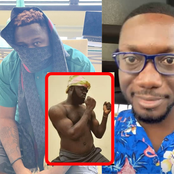 Medikal and Kwadwo Sheldon Mock Ameyaw Debrah For His Stature After The Rolex Drama
