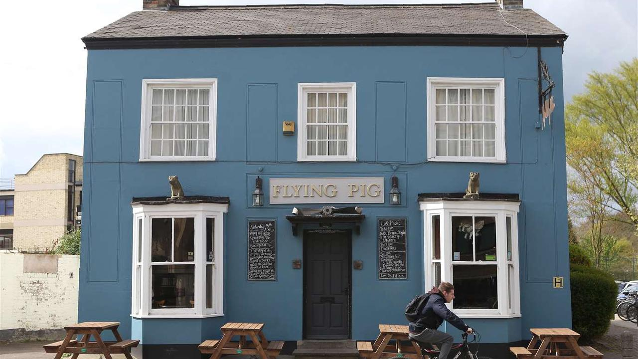 The Flying Pig in Cambridge awarded £50,000 grant to help it reopen