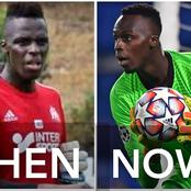 Checkout Edouard Mendy's touching story on his life struggles that will motivate you