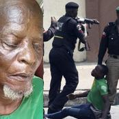 After Fulani Warlord, Wakili Was Arrested, See What Police Did To The OPC Members That Nabbed Him