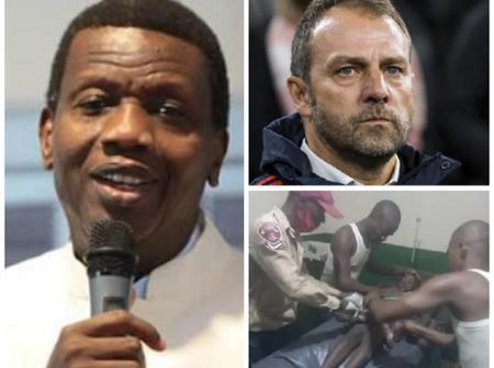 Today's Headlines: RCCG Sends Message to Youths, Why PSG eliminated us – Bayern Munich coach