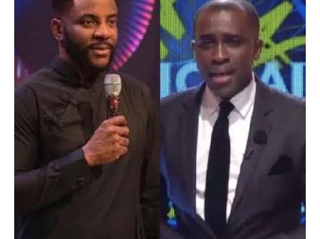 Check Out Frank Edoho's Reply To A Fan Who Asked Him To Replace Ebuka As The BBNaija Host