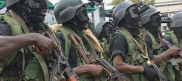 See Pictures Of The Nigerian Army And Their Awsome Displays Of Gallantry