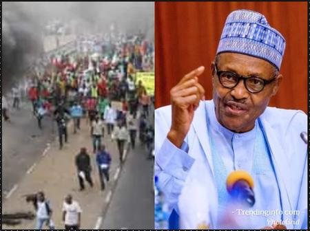 Today's Headlines: Buhari Sends Easter Message To Nigerians, 7 Fulanis, 850 Cattles Killed In Kaduna
