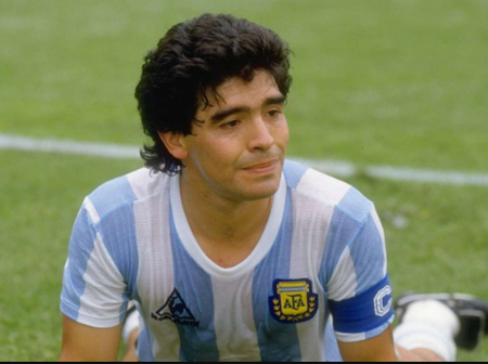 Messi And Ronaldo Share Beautiful Pictures After The Death Of Diego Maradona
