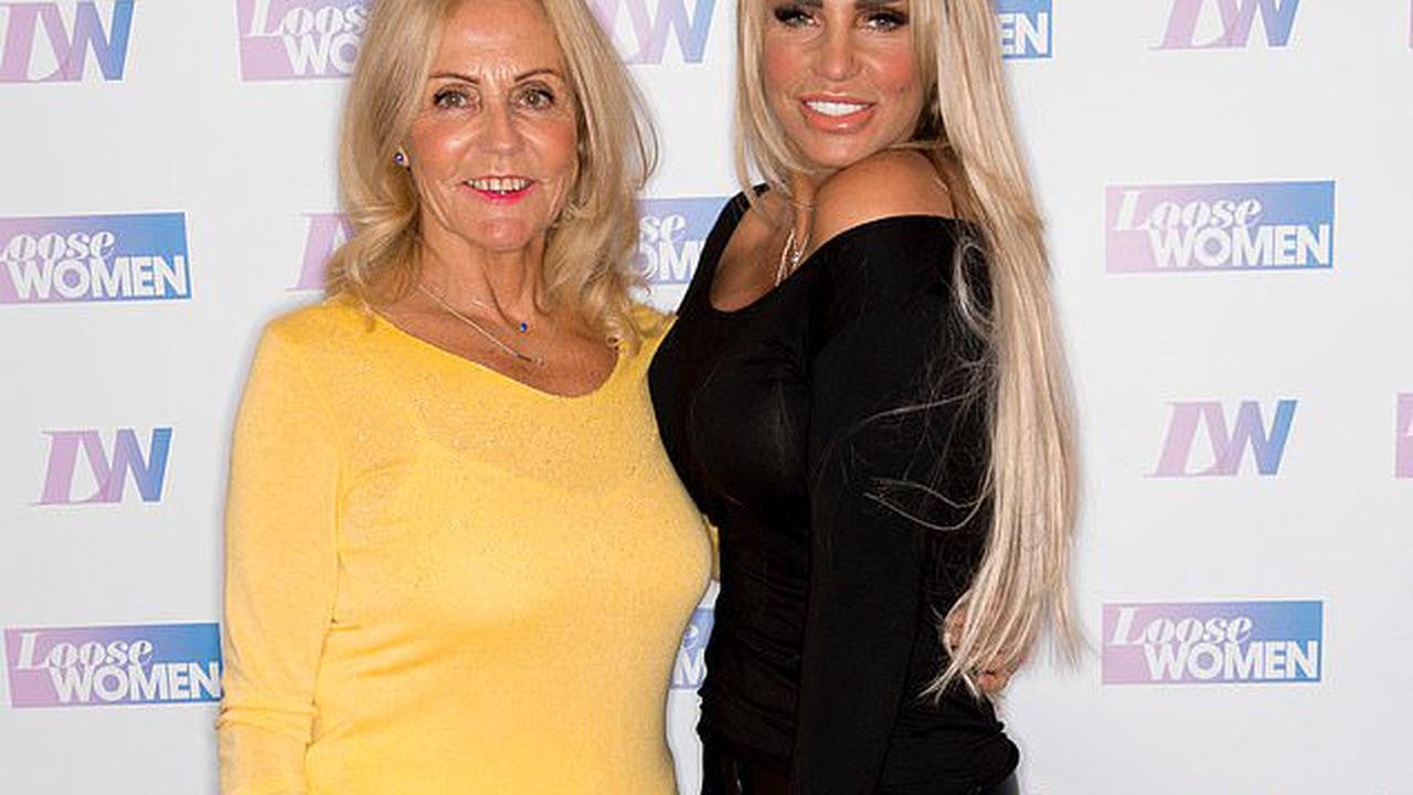 'I've disagreed with every procedure she's ever had': Katie Price's mother Amy threatened to report cosmetic surgeons who operated on the model