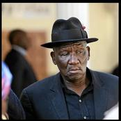 Bad News for Bheki Cele, he was 5 days late