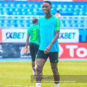 Wearing The Nigerian Jersey was a Dream Come Through - Joshua Akpudje