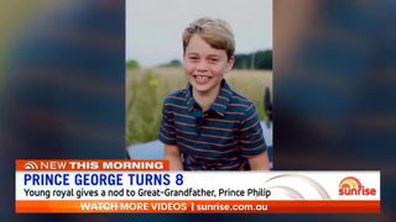 Happy birthday George! Queen leads Royal Family joy as she issues heartfelt message