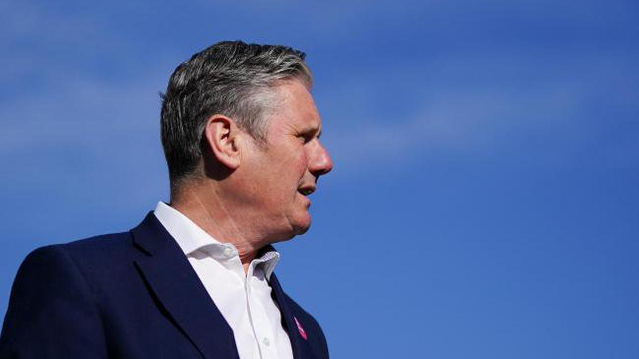 Keir Starmer kicks off Scotland visit with attack on SNP's climate record