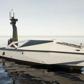 La Marine américain s'équipe de bateaux drones destructeurs très puissants