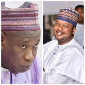 Hours After Asking Buhari To Resign, See What Governor Ganduje Just Did To His Aide