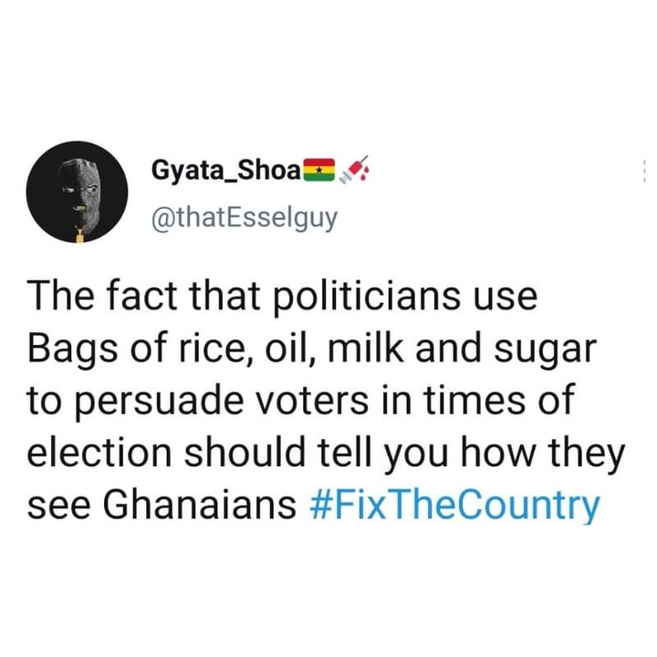 fd443d09691d40ec91d08ebc64cf4db1?quality=uhq&resize=720 - Why Must We Suffer If We Sit On Gold? - Ghanaians Quizzes Nana Addo And Pour Out Their Frustration