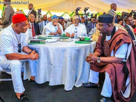 2023 Presidential Election Deepens Uzodinma, Okorocha Rift