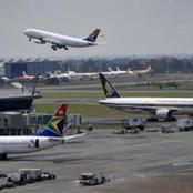 Things that air travellers will no longer be allowed to do and bring on board as cited by Mr Mbalula