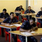 The concept of matric camps was inspired by prisoners. See how well prisoners did in 2020 matric.