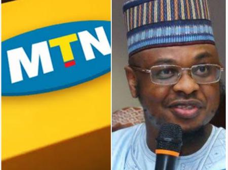 Few Hours After Banks Disconnected MTN From USSD, See What Minister Of Communication Said About It
