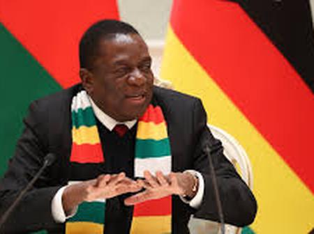 For Once, Mnangagwa Makes Zimbabweans Happy, Good News For All Zimbabweans, Read For More.