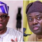 Fayose's Aide Blasts Seyi Makinde, See What He Said About Seyi Makinde In An Interview