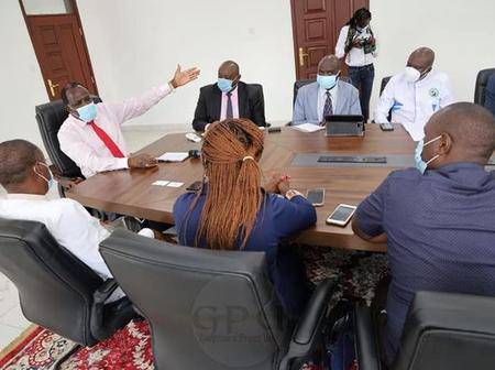 Kakamega Governor Accuses The National Government Of Its Negligence