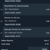 4 Matches To Win You Big Money Today