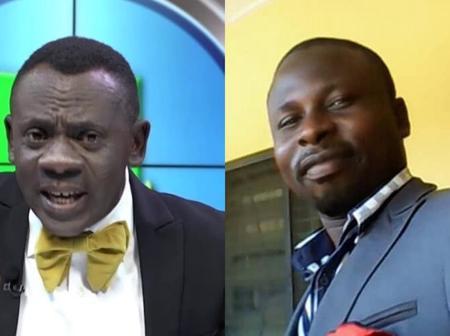 Meet Peace FM News Presenter Kwabena Marfo and Akrobeto on Real news