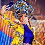 Celebrities who will inspire your Ankara style
