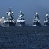 Un destroyer américain chassé des eaux territoriales par la Marine russe