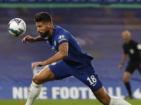 Olivier Giroud is closer to this club ahead of January Chelsea exit