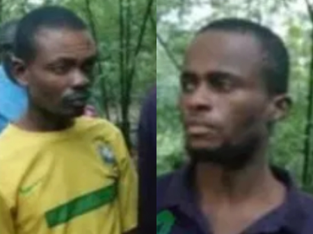 Three police informants buried alive in Cross Rivers state by two culprits.