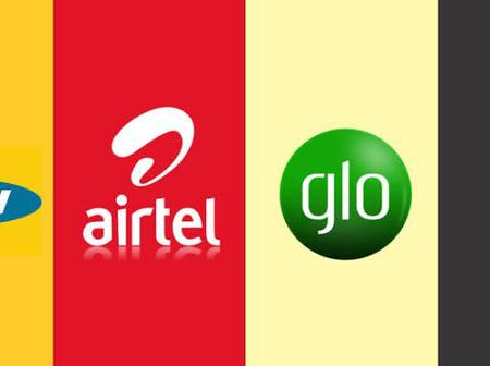 Checkout the full meaning of MTN, airtel, 9mobile and glo