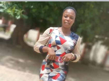 See Photos Of A Final Year Student Who Had An Accident And Need Help Urgently