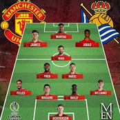 How Manchester United Could Line Up Today without Fernandes, Rashford & De Gea in UEFA Europa League