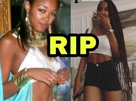 More Photos of The Beautiful Model Who Died in Her Sleep Hours Ago