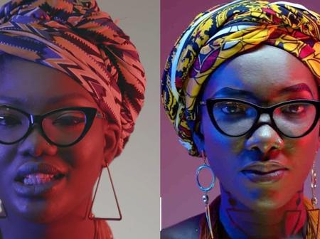 Iona Reine: Ebony Lookalike Drops New Song Obra;Takes Inspiration From Maame Hwe
